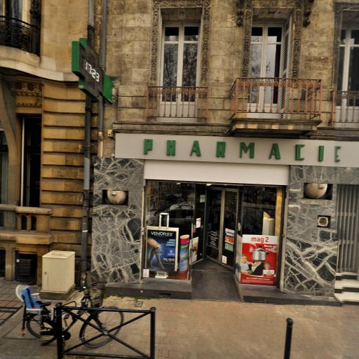 Maison Frugès - Attraction touristique - Bordeaux