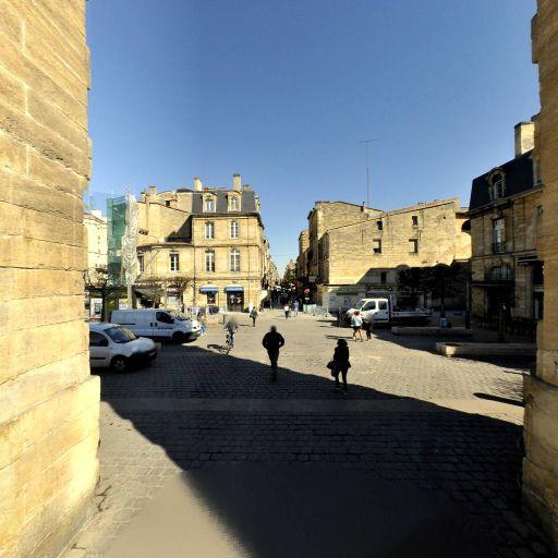 Porte d'Aquitaine - Attraction touristique - Bordeaux