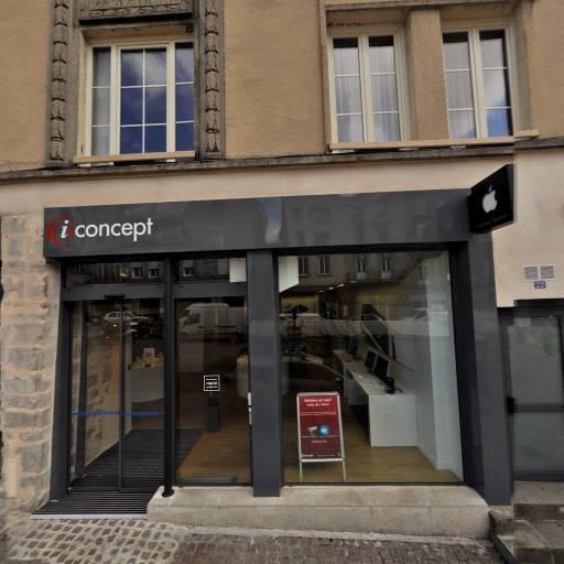 IConcept Limoges - Vente de matériel et consommables informatiques - Limoges