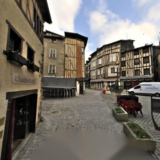 Clavaud Frédéric - Assistance administrative à domicile - Limoges