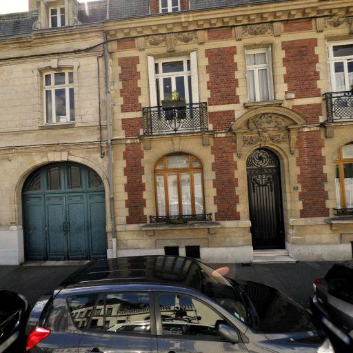 Collège Jehan Bodel - Collège - Arras