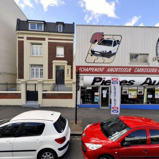 Pièces Auto Achicourt - Garage automobile - Arras