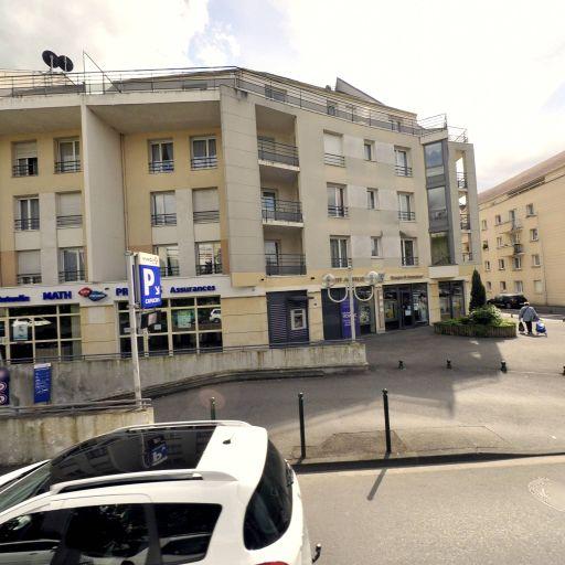 Capucins - Parking public - Compiègne