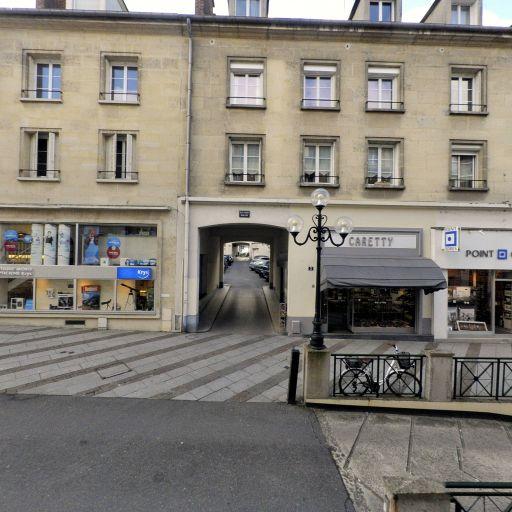 Parking Marché - Parking public - Compiègne