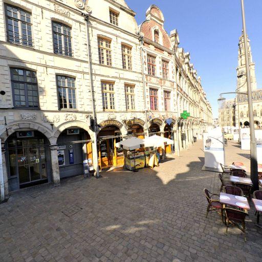 Cic - Banque - Arras
