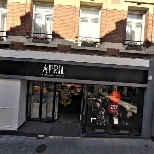 Parfumerie APRIL - Parfumerie - Arras