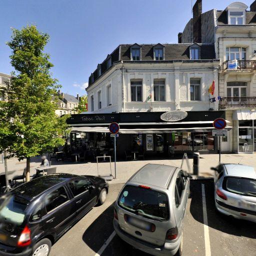 Café Brasserie Tabac Paul - Café bar - Arras