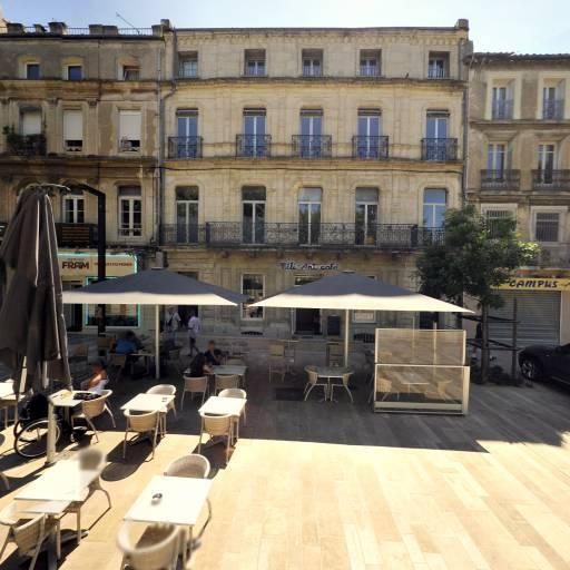 Parking Indigo Mirabeau - Parking public - Narbonne