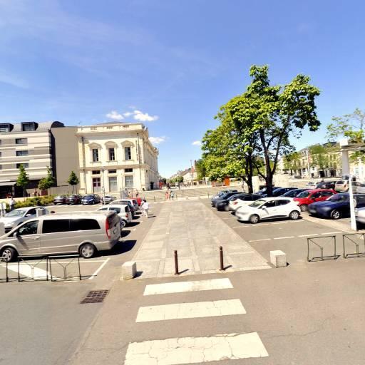 Hôtel Mercure Cholet Centre - Café bar - Cholet