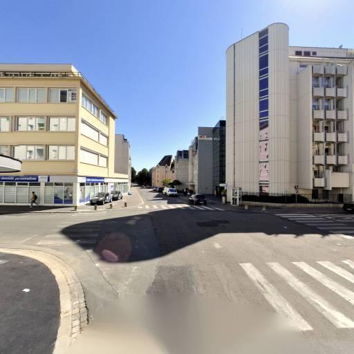 Roc Eclerc - Marbrier funéraire - Rouen