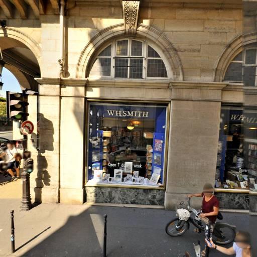 WH Smith France - Librairie - Paris