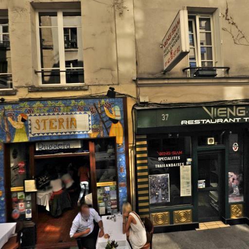Osteria Ruggera - Restaurant - Paris