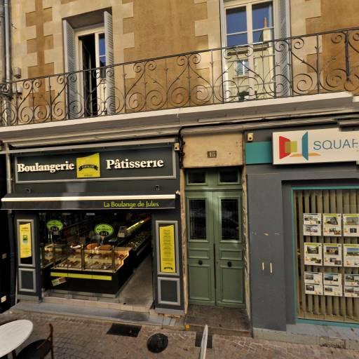 La Boulangerie de Jules - Boulangerie pâtisserie - Poitiers