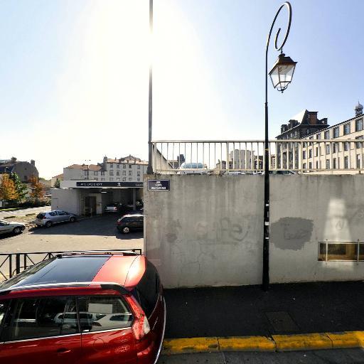 Aire de covoiturage Blaise Pascal - Aire de covoiturage - Clermont-Ferrand