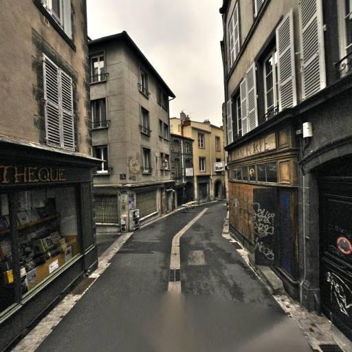 Virlogeux Pascal - Artiste peintre - Clermont-Ferrand