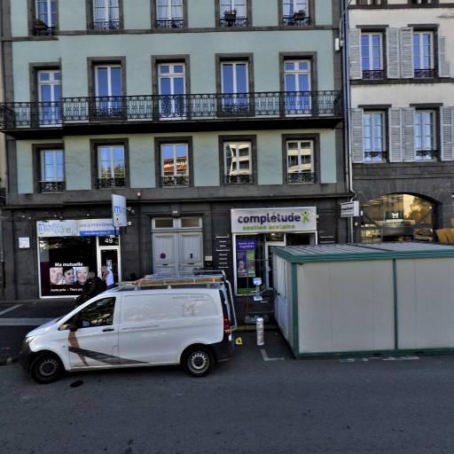 Complétude - Soutien scolaire et cours particuliers - Clermont-Ferrand