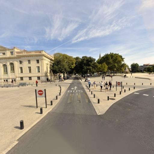Cte Quartier Chemin Bas Avignon - Association culturelle - Nîmes