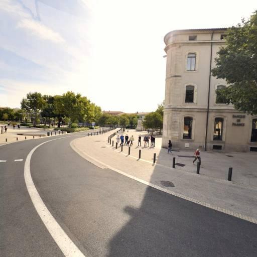Mairie Salles et Gymnases - Gymnase - Nîmes