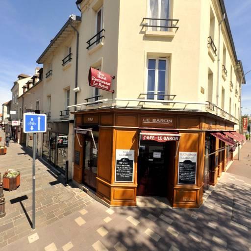 Hôtel Restaurant Le Baron - Restaurant - Créteil