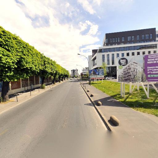 Enseigne Leadre Price - Siège social - Vitry-sur-Seine