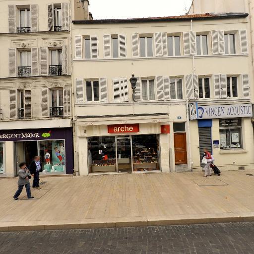 Pick a Shoe - Chaussures - Vincennes