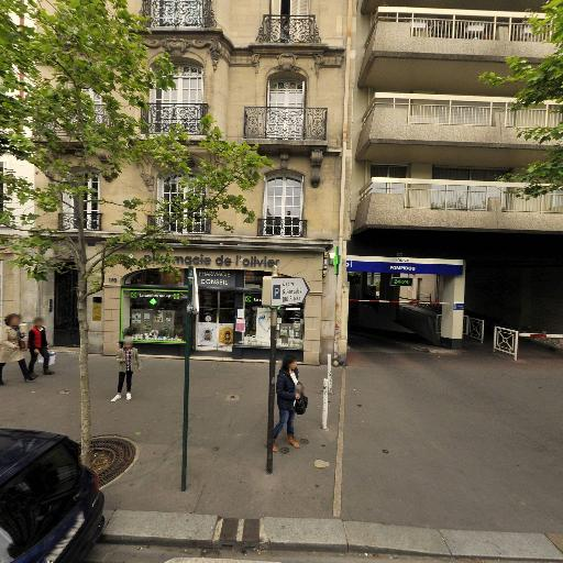 Parking Pompidou - Parking - Vincennes