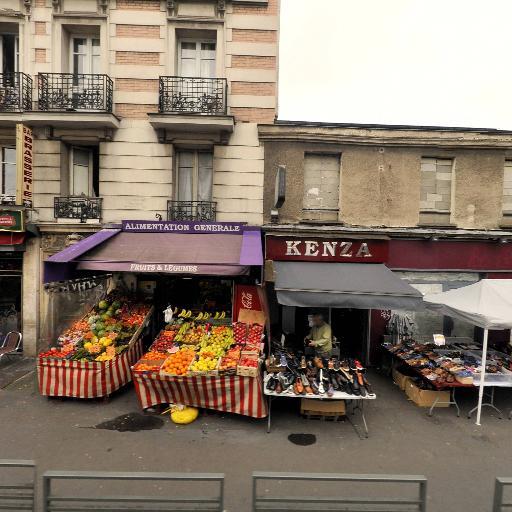 Rayan Sarl - Alimentation générale - Montreuil