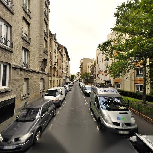 Hotel Le Monaco - Hôtel - Montreuil
