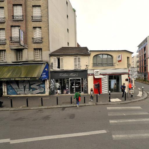 Crédit Agricole D'Ile De France - Banque - Montreuil