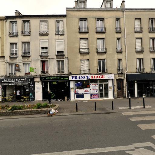 Le Filet Flambe - Restaurant - Montreuil