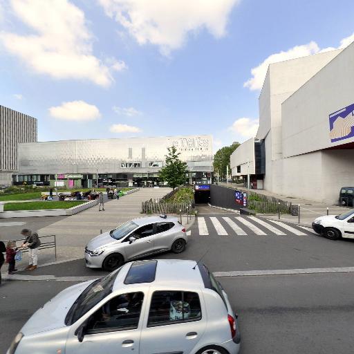 Parking Mairie - Parking - Montreuil