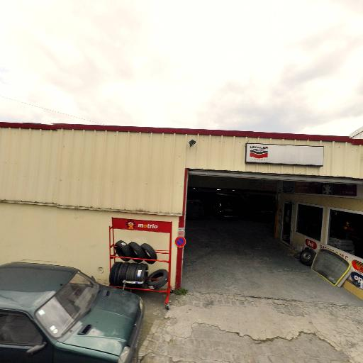 Motrio - Garage automobile - Montreuil