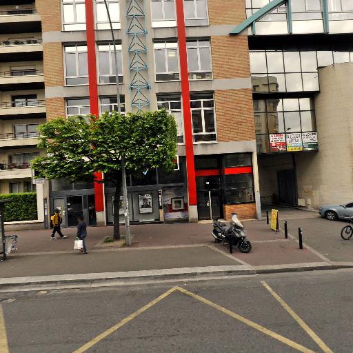Société Générale - Banque - Montreuil