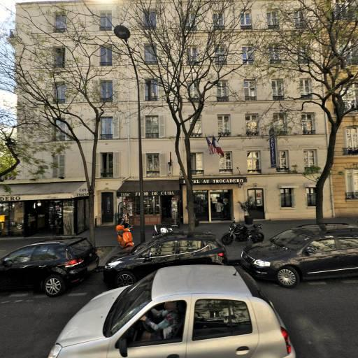 Best Western Au Trocadéro - Restaurant - Paris