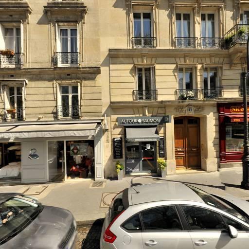 Autour du Saumon Auteuil - Épicerie fine - Paris