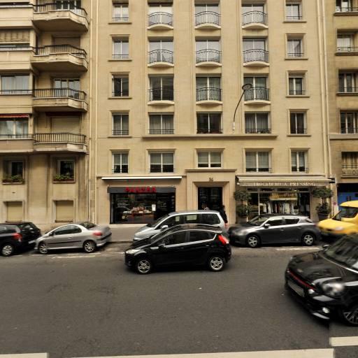 Trocadero Automatic Pressing - Pressing - Paris