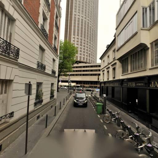 Station Vélib' Belidor - Gouvion-Saint-Cyr - Vélos en libre-service - Paris