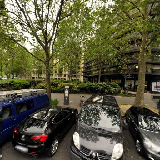 Station Vélib' Jardin Marguerite Long - Vélos en libre-service - Paris