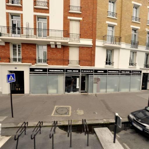 Boyer Catherine infimière à domicile - Infirmier - Paris