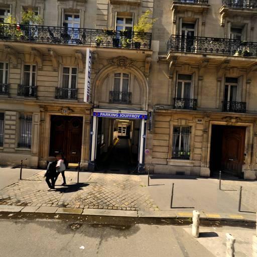Parking Jouffroy Batignolles - Parking public - Paris
