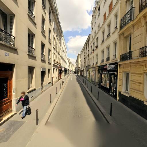 Serru Paris Coffre Fort Rideau - Fenêtres - Paris