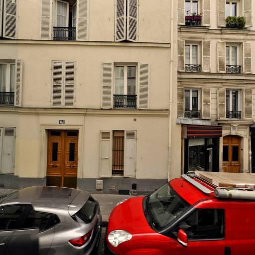Courban François - Dépannage de télévision, vidéo et son - Paris