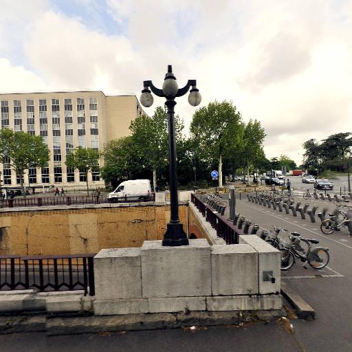 Station Vélib' Université Paris Dauphine - Vélos en libre-service - Paris