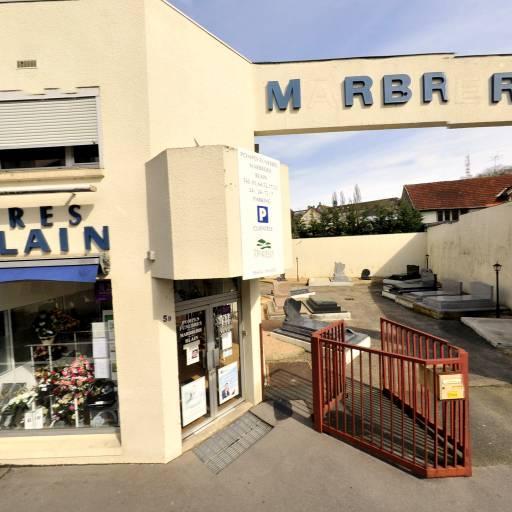Marché Gaillardon - Parking public - Melun