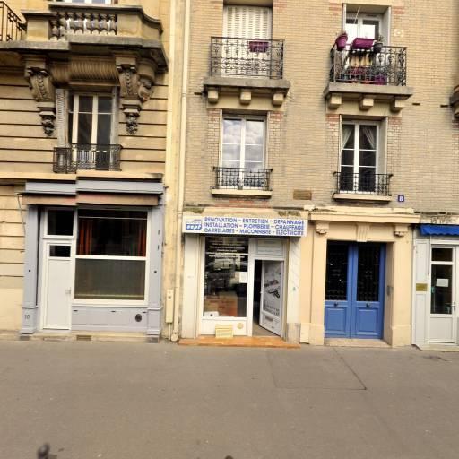 Atelier 7 - Plombier - Paris