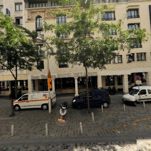 Best Western Premier Hotel de la Paix - Restaurant - Reims