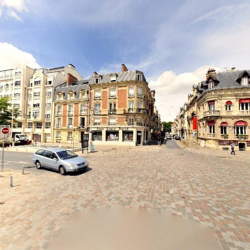 Jeanne d'Arc - Lieu - Reims