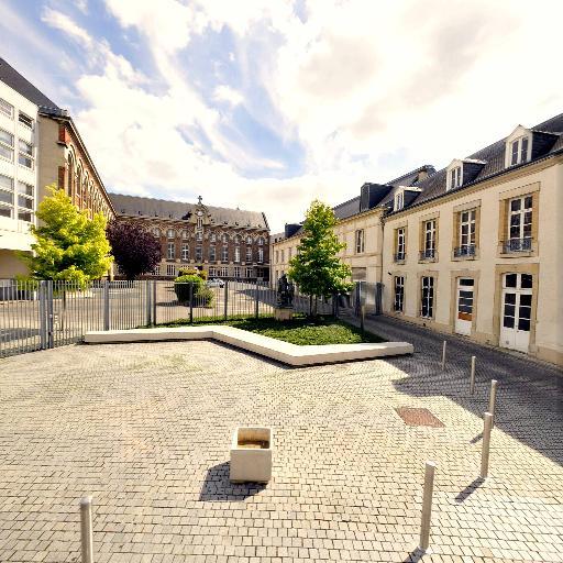 Section d'Enseignement Professionnel du Lycée polyvalent privé Saint Jean-Baptiste de la Salle - Lycée professionnel privé - Reims