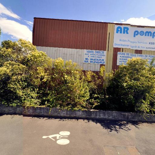 A.R Pompes - Fabrication, installation et réparation de pompes - Béziers