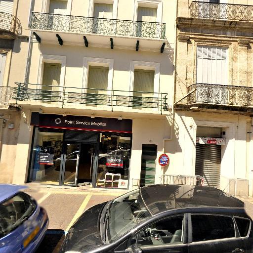 Point Service Mobiles Béziers - Vente de téléphonie - Béziers